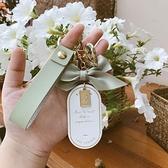 汽車鑰匙扣包掛件日韓女生創意裝飾禮物【奇妙商舖】