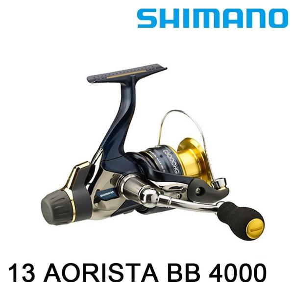 漁拓釣具 SHIMANO AORISTA BB 4000 [活餌軟絲捲線器]