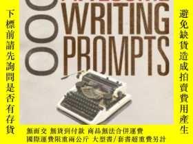 二手書博民逛書店1,000罕見Awesome Writing Prompts-1000個很棒的寫作提示Y436638 Ryan