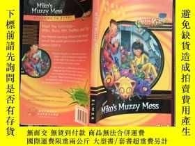 二手書博民逛書店miko,s罕見muzzy messY20903