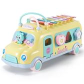 玩具車 兒童玩具車男孩嬰兒玩具小汽車寶寶巴士0-1-3歲益智女孩公交2小孩