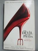 【書寶二手書T2/原文小說_KGB】The Devil Wears Prada_Lauren Weisberger