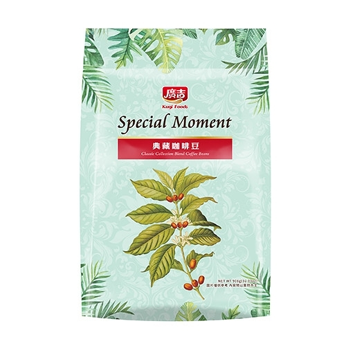 SPECIAL MOMENT典藏咖啡豆908G【愛買】