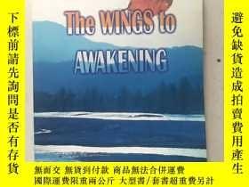 二手書博民逛書店the罕見wings to awakening 南無阿彌陀佛Y1