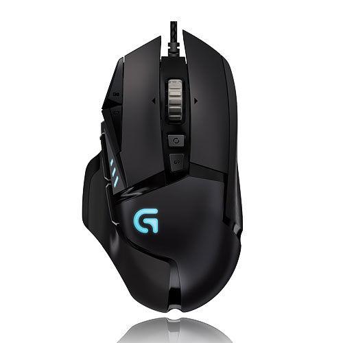 【台中平價鋪】全新  羅技 Logitech G502 RGB 新版 電競滑鼠 2千萬次按鍵開關