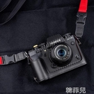 相機包 Fujifilm/富士 BLC-XT3 原裝相機包皮套 X-T3皮革包原裝正品larry 韓菲兒
