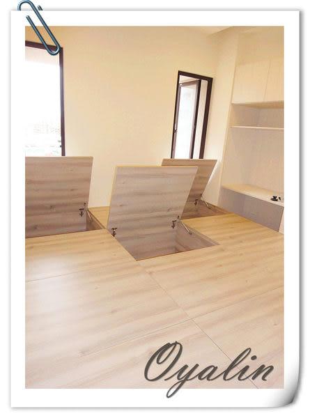 【歐雅系統家具】系統櫃 簡潔明淨~系統和室 系統櫥櫃 EGGER E1-V313防潮塑合板 客製化訂做