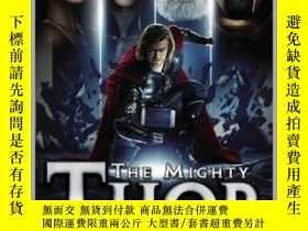 二手書博民逛書店The罕見Mighty Thor, Vol. 1,Galactus Seed雷神索爾第一卷,漫畫小說,英文原版