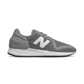 CLASSICK- New Balance NB 247 v3 灰 白 男女鞋 復古慢跑鞋 運動鞋 休閒鞋 MS247SA3