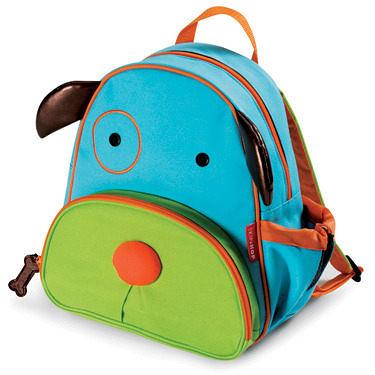 兒童背包 孩童小背包 Skip Hop 動物背包-聰明狗 Zoo Pack Dog - SH2102010