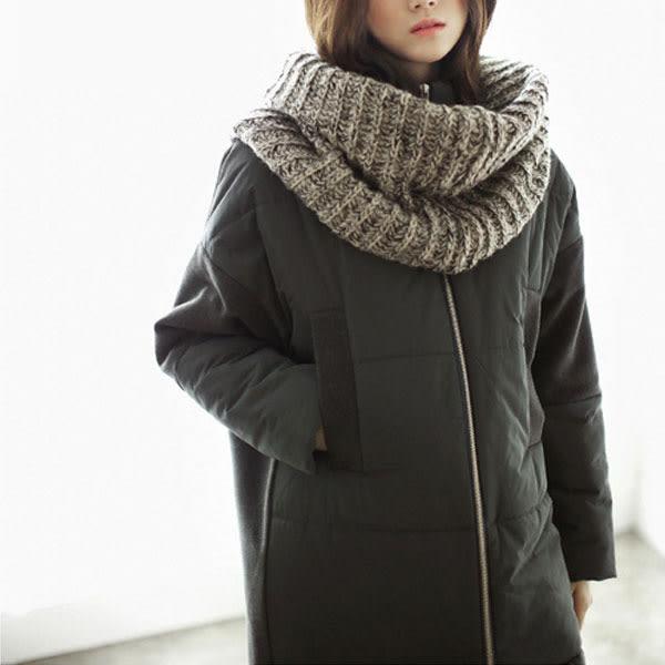 時尚簡約 套頭 針織 百搭圍巾 Mt020 ◆ 韓妮小熊