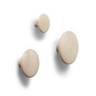 丹麥 Muuto The Dots Coat Hooks Series 點點 木質 衣帽勾系列(大尺寸 - 單件)