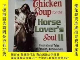 二手書博民逛書店Chicken罕見Soup for the Horse Love