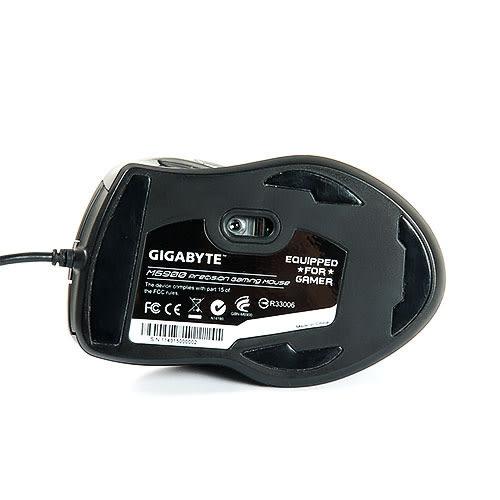 GIGABYTE 技嘉 M6900 超精準光學 遊戲 電競滑鼠