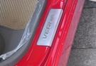 【車王小舖】現代 Hyundai VERNA 白金踏板 VERNA 踏板 VERNA 迎賓踏板