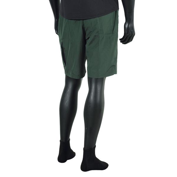 Nike Solid [NESSB521-303] 男 短褲 九吋 海灘褲 運動 休閒 快乾 透氣 內裏褲 口袋 綠