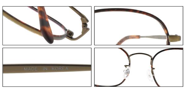 NINE ACCORD 光學眼鏡 PLACO-DISCUZ2 C2 (霧琥珀) 韓系藝文少女款 平光鏡框 # 金橘眼鏡