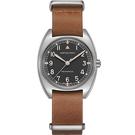 Hamilton Khaki 飛行員先鋒手動上鍊軍用機械錶(H76419531)36x33mm