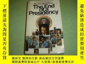 二手書博民逛書店the罕見end of a presidency22511 BA