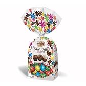 Socado繽紛巧克力造型蛋禮袋250g【愛買】