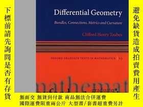 二手書博民逛書店Differential罕見Geometry: Bundles,