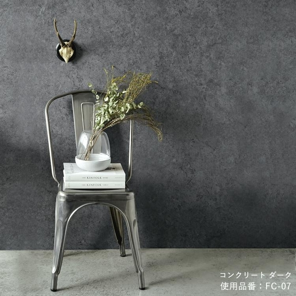 60cm*30m 混凝土紋壁貼 清水模紋壁紙 防水壁貼 自黏壁紙 韓國製壁貼