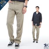 【NST Jeans】大尺碼 淺卡其綠 冰涼節能x彈性纖維 休閒長褲(中腰) 390(3237) 夏季薄款