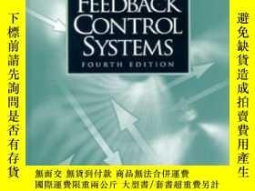 二手書博民逛書店Feedback罕見Control Systems 4th Ed