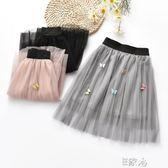 女童短裙兒童紗裙寶寶蓬蓬裙