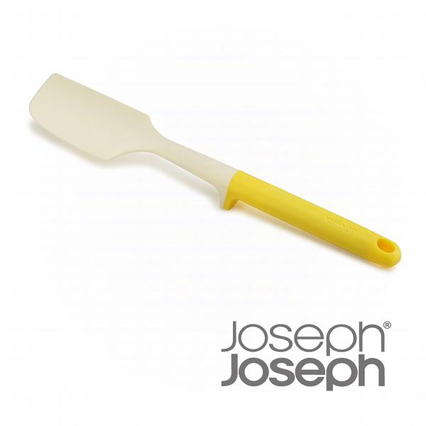 英國 Joseph Joseph 不沾桌矽膠刮刀-黃