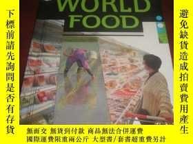 二手書博民逛書店World罕見Food (Living for the Futu