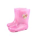 Disney Princess 迪士尼 公主系列 雨鞋 中童 童鞋 粉紅色 D320311 no005