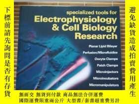 二手書博民逛書店Specialized罕見Tools for Electrophysiology & Cell Biology R