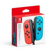 [哈GAME族]免運費●加贈蘑菇頭一組●Switch 原廠 Joy-Con 電光藍/紅 紅藍 左右手控制器 LR腕帶