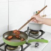 ✭慢思行✭【N434】多用途加長木筷子 38cm 超長 撈麵筷 廚房木筷 餐具 油炸筷 日式  防燙 炸油條