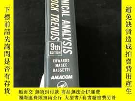 二手書博民逛書店technical罕見analysis of stock trends(股票走勢技術分析)英文原版精裝Y132