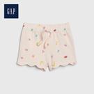 Gap 女幼童 甜美印花鬆緊腰短褲 540731-水果圖案