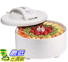 [105美國直購] Nesco FD-60 Snackmaster Express 4-Tray Food Dehydrator