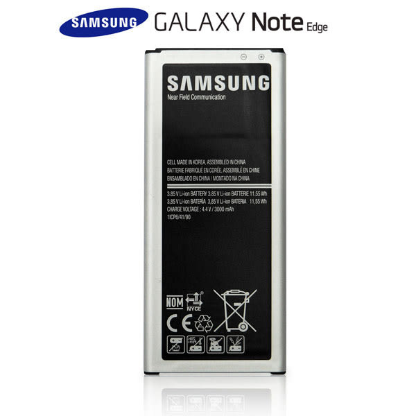 【YUI】SAMSUNG Galaxy Note Edge 原廠電池 N9150/N915G 原廠電池【EB-BN915BBE/C】3000mAh(裸裝)