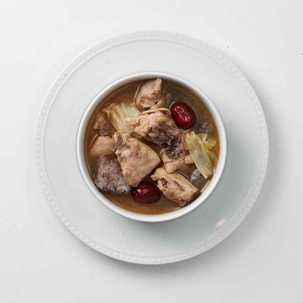 麻油雞湯 熱一下即食料理解凍即食