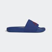 Adidas Adilette Shoewr [EE7041] 男女 運動 涼鞋 拖鞋 休閒 舒適 輕量 愛迪達 藍紅