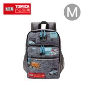 【日本正版】TOMICA x Sanrio 兒童背包 M號 後背包 背包 書包 多美小汽車 三麗鷗 - 220238