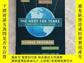 二手書博民逛書店The罕見Next 100 Years: A Forecast for the 21st CenturyY25