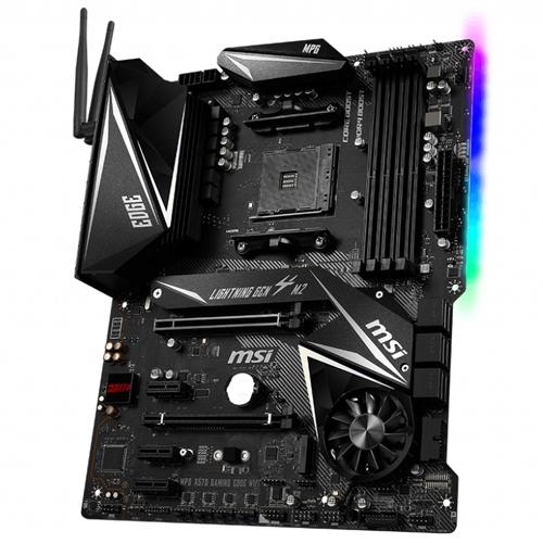MSI 微星 MPG X570 GAMING EDGE WIFI 支援PCI-E 4.0 ATX AM4腳位 主機板