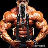 健腹器 健身器材家用臂力器40kg臂力棒50公斤60可調節速臂器訓練胸肌臂肌 古梵希igo