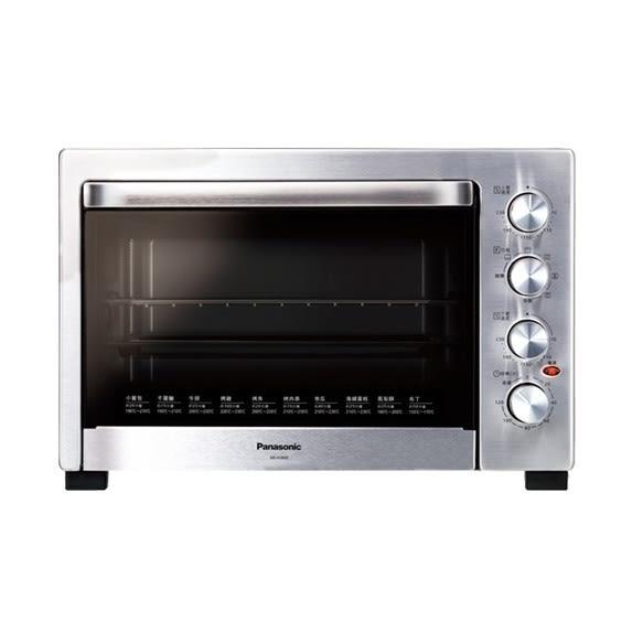 國際 Panasonic 38公升雙溫空大容量烤箱 NB-H3800