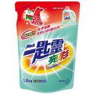 一匙靈超濃縮洗衣精補充包-亮彩1.8kg【愛買】