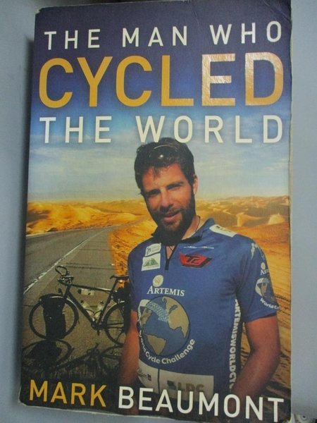 【書寶二手書T2/原文小說_HCO】The Man who Cycled the World_Mark Beaumont