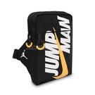 Nike 腰包 Jumpman Waist Pack 黑 白 黃 喬丹 大勾勾【ACS】 JD2133007GS-001
