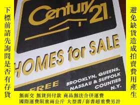 二手書博民逛書店century罕見21 homes for sale (1996